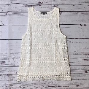 Threads 4 Thoughts Brand Lace Tank